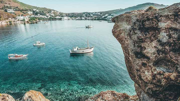 Ferries To Patmos Island