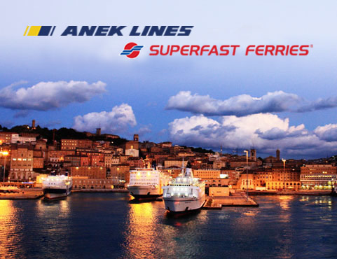 Anek-Superfast 2019 Early Booking – 20% de descuento