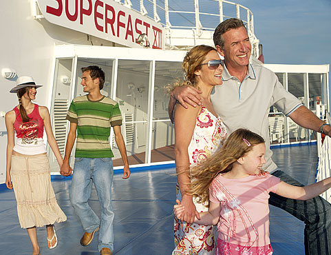 Superfast Ferries 2014 – Oferta de Familia