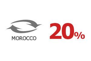 Grimaldi Lines 2013 – Descuento de Retorno Marruecos